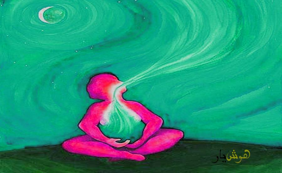 چگونه تنفس آگاهانه استرس را کاهش خواهد داد؟